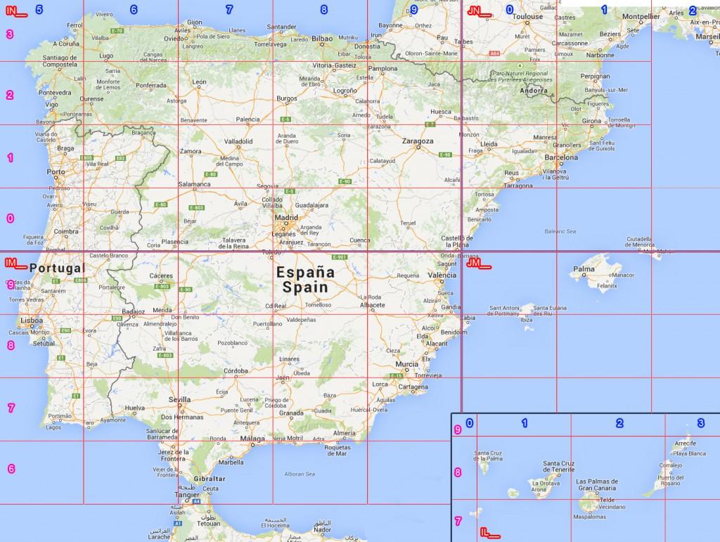 Mapa EA